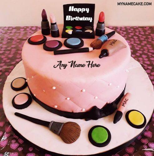 makeup name cake